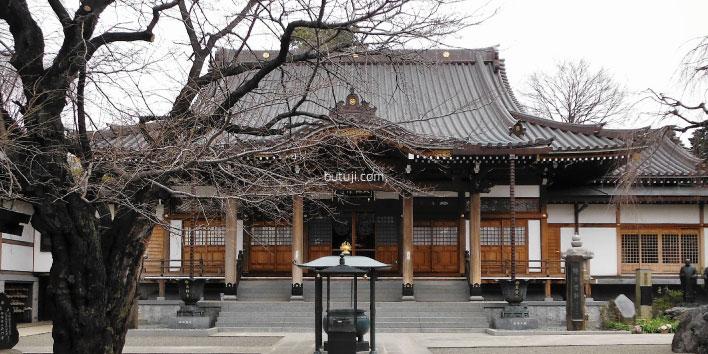 大林寺-本堂